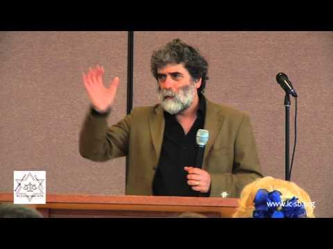 Gershom Gorenberg - Keynote, Teach-In On Israel, Q\u0026A Pt. 1