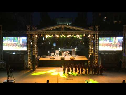 Concert dedicated to copyright protection in Armenia