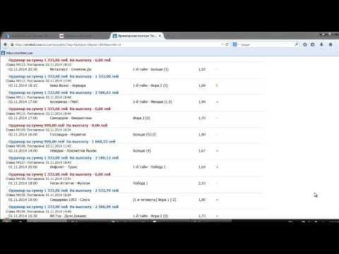 Видео Букмекерская контора зенит результаты онлайн