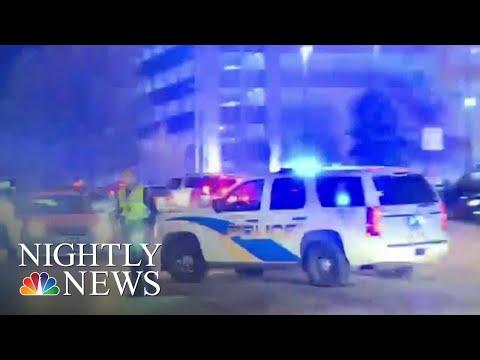 Mall Shooting Amid Black Friday Chaos | NBC Nightly News