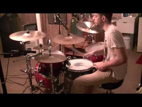 Dance Gavin Dance - Jesus H. Macy Drum Cover