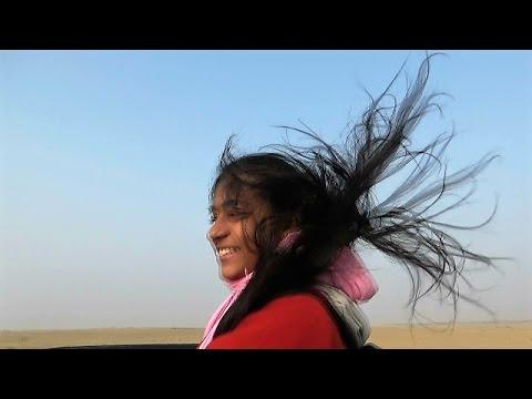 🚗Jaisalmer Desert Safari on Jeep  , Thar Sam Sand Dunes -   Jaisalmer Tourism - Rajasthan - India
