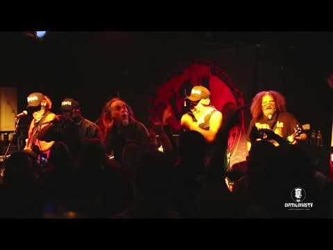 Brujeria live in Sacramento, California 10/22/17