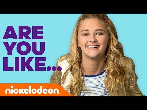 Get to Know Lizzy Greene 👒 Fashion, Squad Goals, Pranks & More!  Nick