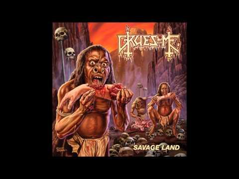 Gruesome-01 -Savage Land (+lyrics)