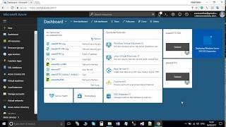 Azure Setup Virtual Machine wi…