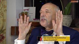 ✪ NA ŻYWO ✪ Janusz Korwin-Mikke - tematy bieżące + pytania 30.12.2019