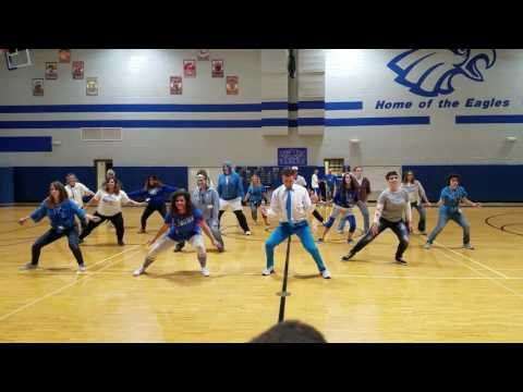 Columbia Middle School Thriller