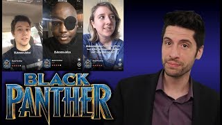 Black Panther - Stardust Reactions & Reviews