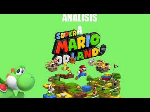 Loquendo-Analisis-Super Mario 3D Land