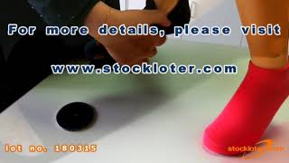 180315 VIDEO CLIP FOR WOMENS AND MENS BOOT SOCKS