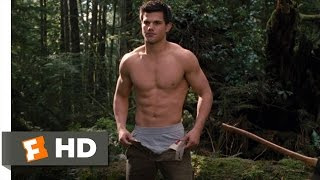twilight: Breaking Dawn Part 2 (4/10) Movie CLIP - Love Scene (2012) HD