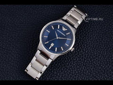 ⌚ Watch Review Emporio Armani AR11180 ✅ Viptime.ru