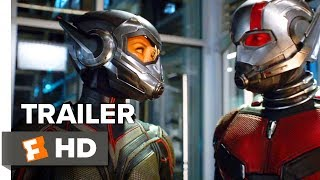 Ant-Man and the Wasp Trailer 2 2018  Movieclips Trailers