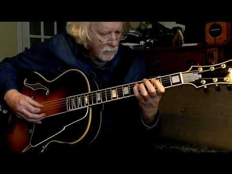 Villa-Lobos Prelude 3 Acoustic Archtop Guitar