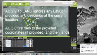 ArduCopter 3.0 Mission Commands