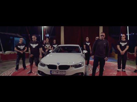 RTM ALL STARZ 3 - Csináljuk A Cirkuszt   OFFICIAL MUSIC VIDEO  