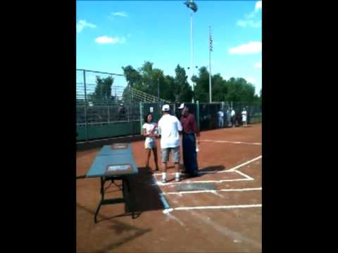 Rex Finley -National Senior Softball Hall of Fame
