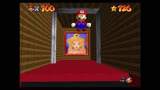 Getting Behind The Trapdoor (Super Mario 64) HD