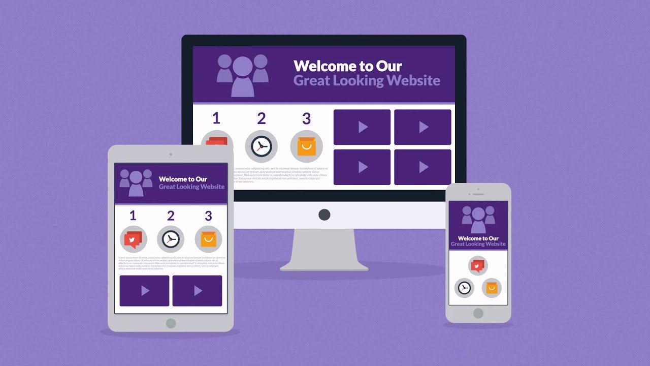 Responsive Website Design – What Does It Mean?