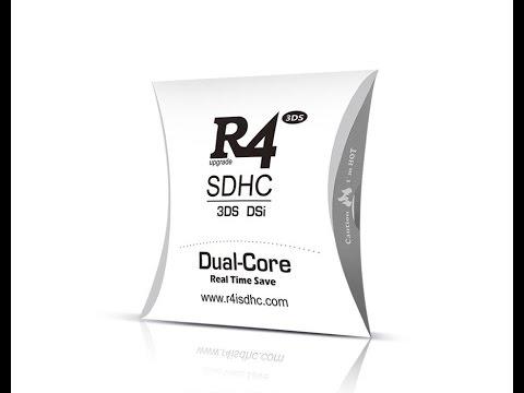 Configurar El R4 SDHC Dual Core 100% Funcional