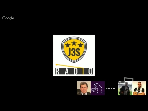 J3SRadio #25 2017/18   Juventus-Sampdoria 3-0 (puntata del 16/04/2018)