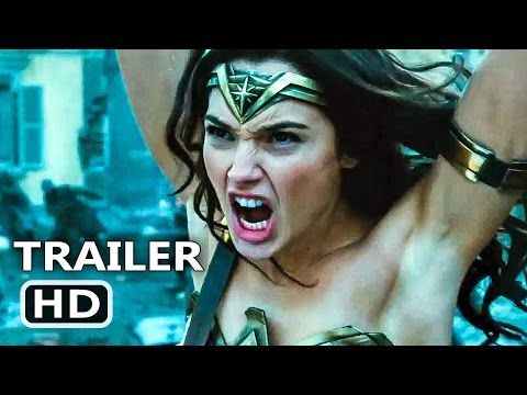 Thumbnail: WONDER WOMAN Official Trailer # 3 (2017) Gаl Gаdot Action Movie HD