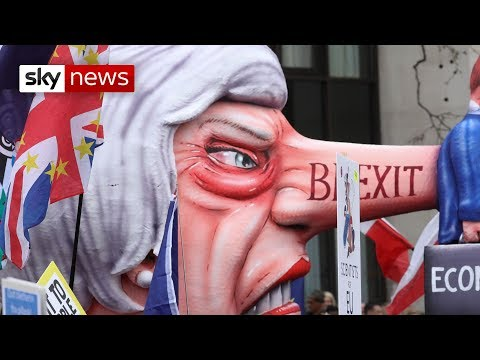 Put It To The People: One million march against Brexit