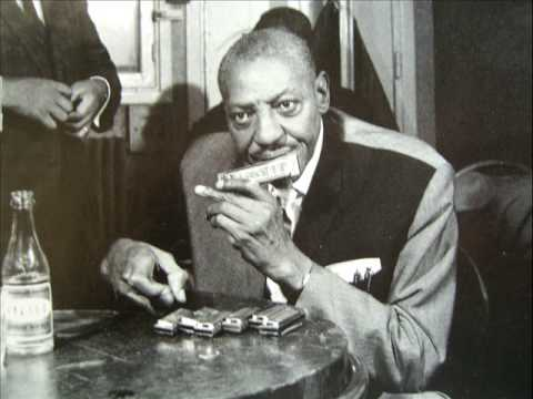Sonny Boy Williamson sad to be lonesome