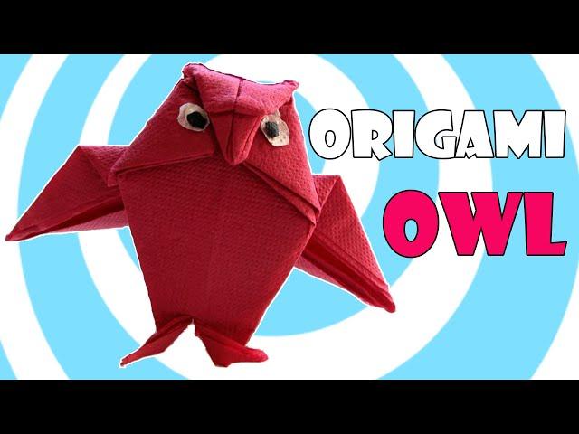 Easy Origami Owl