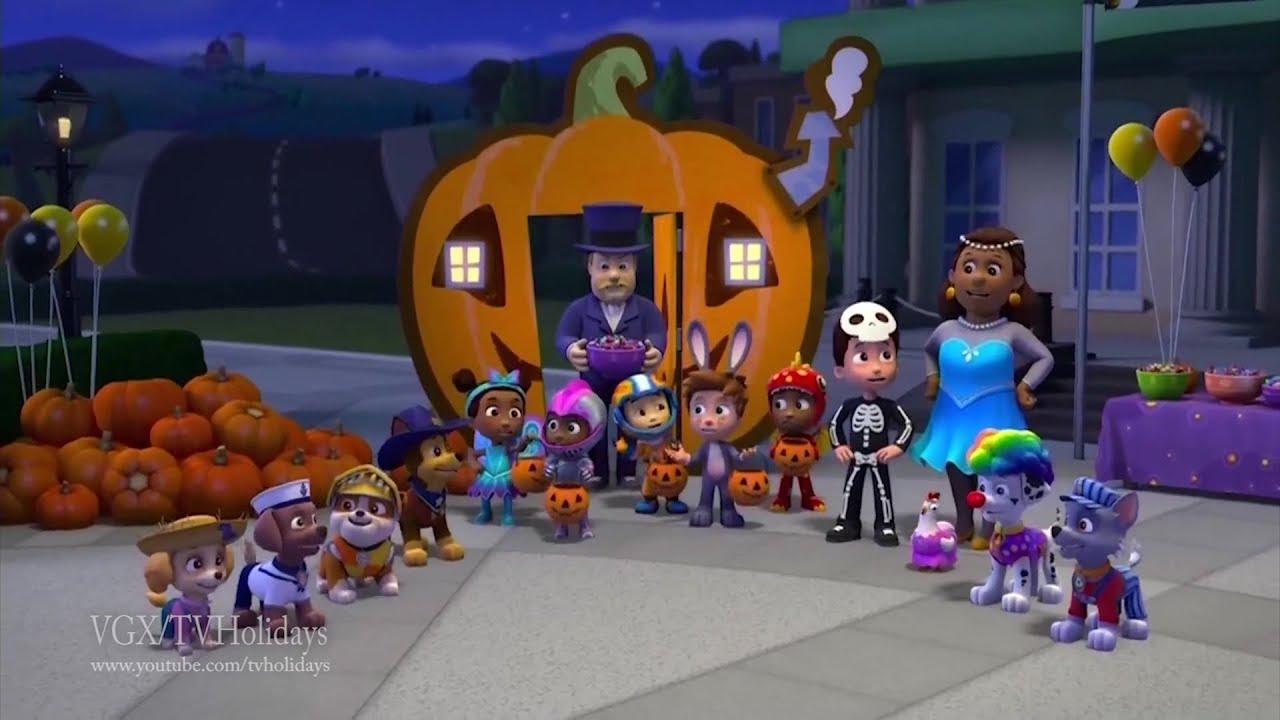 Nick Jr Hd Us Halloween Advert 2018 Youtube