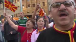 Видео од кое ќе се наежи секој вистински Македонец!