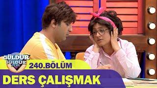 Nokta Com - Ders Çalışmak | Güldür Güldür Show 240.Bölüm
