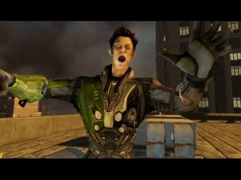 The Amazing Spider-Man 2 (PS4) - Green Goblin Boss Fight ...