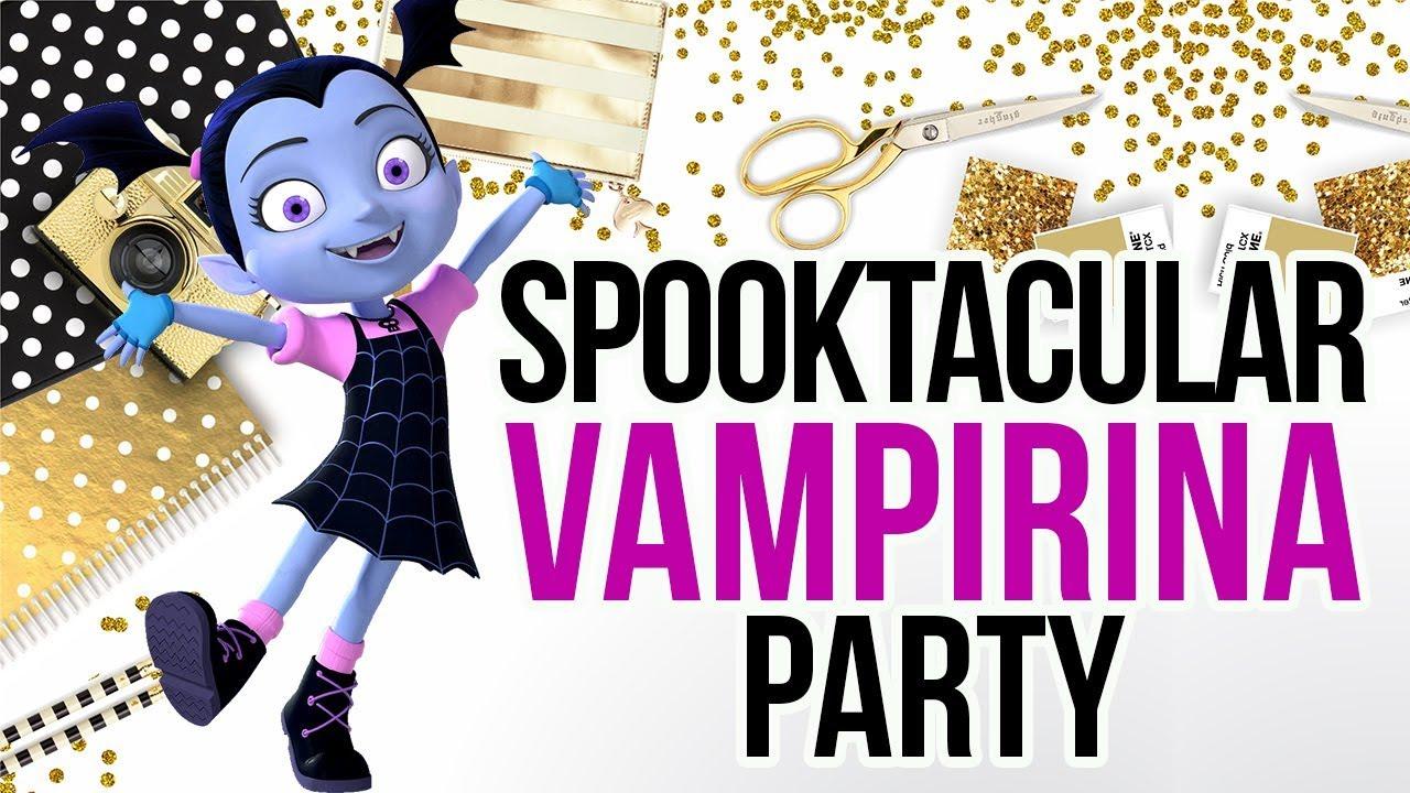 vampirina birthday VAMPIRINA BIRTHDAY PARTY   YouTube vampirina birthday