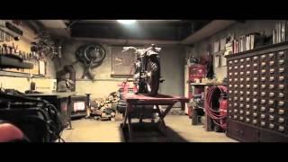 VINTAGE MOTORCYCLE REBUILT