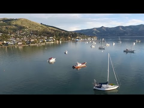 Akaroa Tourists in Their Droves | The Great Tourism Squeeze