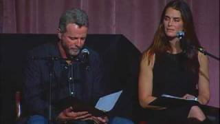 "Aidan Quinn Performs a Scene from ""The Exonerated"""
