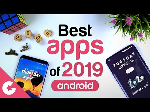 BEST APPS OF 2019 - Best Android APPS OF THE YEAR!!