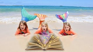 WE ARE MERMAIDS! Magic Spell Book
