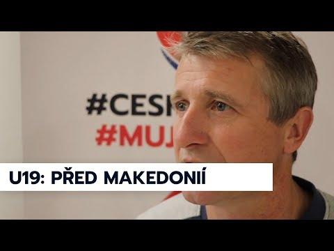 U19: Ohlasy před Makedonií