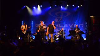 Olle Jönson och Jack Vreeswijk sjunger
