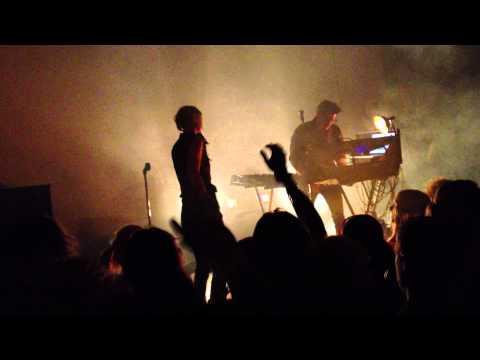"Adult. live ""Shari Vari"" MOCAD, 2.10.12"