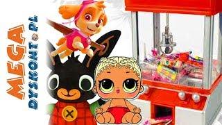 Automat z zabawkami • Challenge • gry dla dzieci