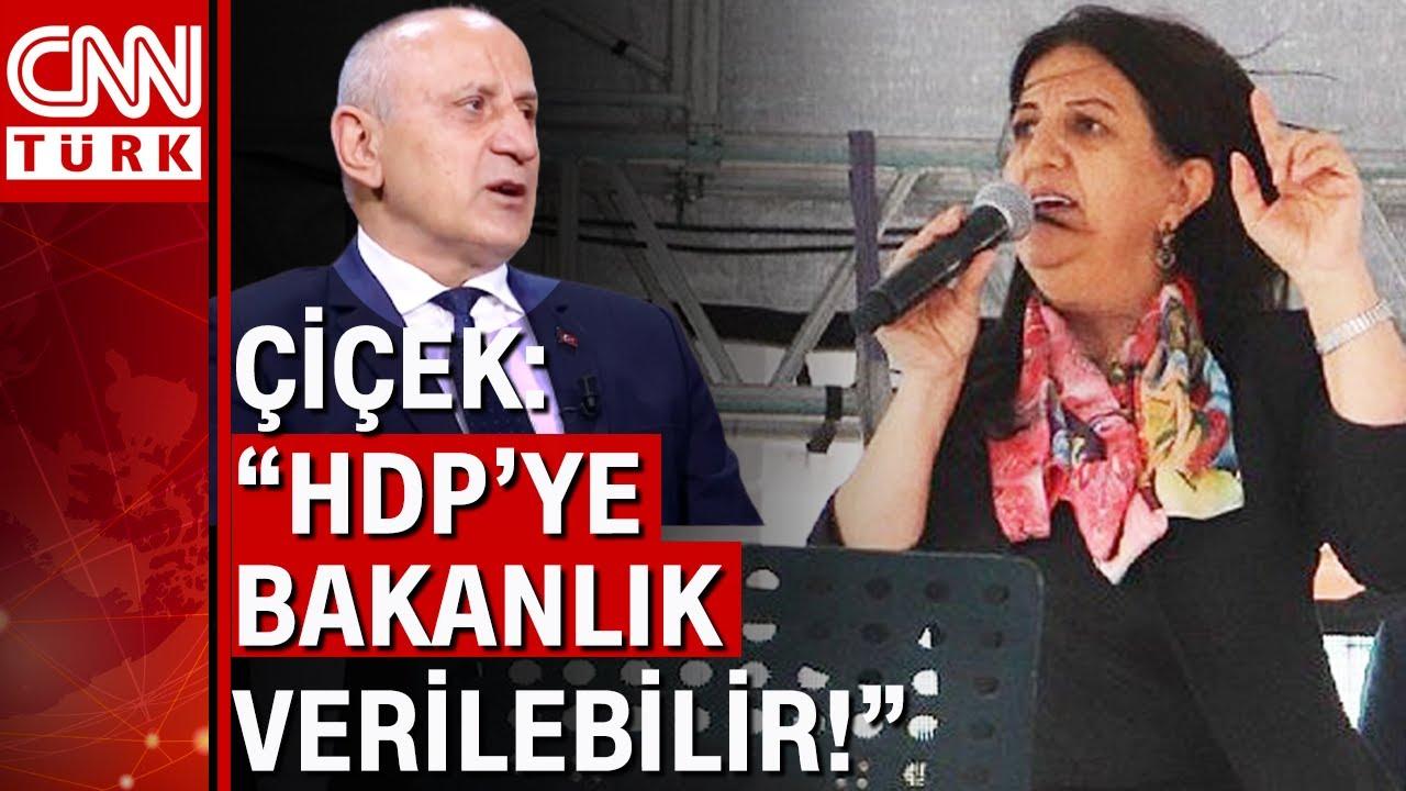 Download Pervin Buldan'ın iktidar açıklaması, Dursun Çiçek'in HDP sözlerini hatırlattı