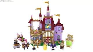LEGO Disney Princess Belle's Enchanted Castle review! 41067