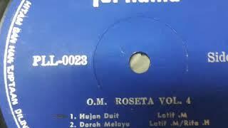 Hujan duit - Latif M, OM Roseta dbp Latif M