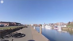 Büsum VR 360 Grad - Rundfahrt | Hafen