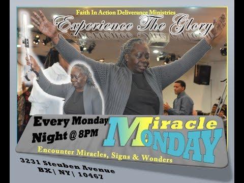 Miracle Monday  SEEK AFTER GOD  Pastor Donnavan Laidlaw