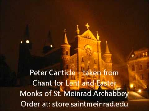 Peter Canticle